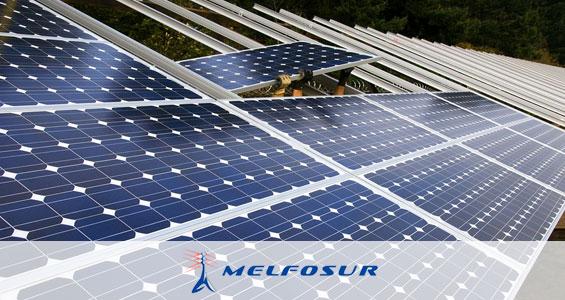 Placas solares de instalación fotovoltáica