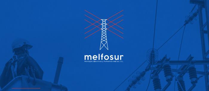 Nueva imagen corporativa de la empresa eléctrica en España, Melfosur