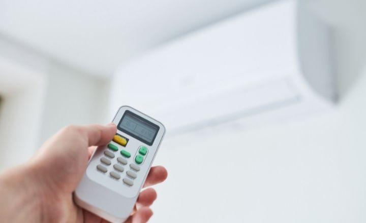 control de temperatura para ahorrar electricidad en verano