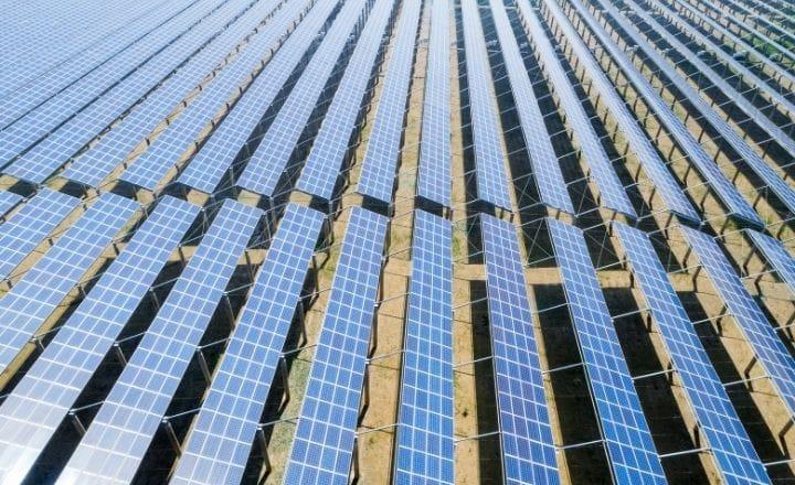 tipos de energía solar central fotovoltaica