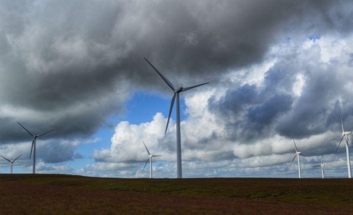 energías renovables de producción eólica