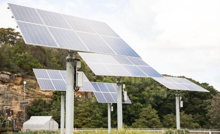 placas fotovoltaicas para la producción de energías renovables